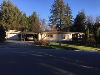 Main Photo: 1606 YMCA Road in Gibsons: Gibsons & Area House for sale (Sunshine Coast)  : MLS®# R2449220