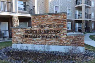 Photo 45: 330 1520 HAMMOND Gate in Edmonton: Zone 58 Condo for sale : MLS®# E4196555