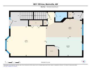 Photo 42: 9811 105 Avenue: Morinville Attached Home for sale : MLS®# E4197943