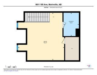 Photo 44: 9811 105 Avenue: Morinville Attached Home for sale : MLS®# E4197943