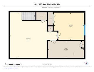 Photo 45: 9811 105 Avenue: Morinville Attached Home for sale : MLS®# E4197943