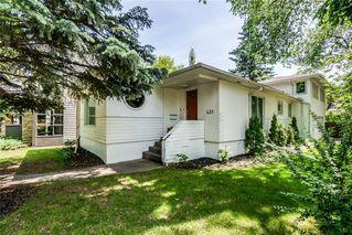 Main Photo: 431 CLIFFE Avenue SW in Calgary: Elboya Detached for sale : MLS®# C4305264