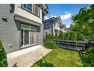 Photo 33: 44 8570 204 Street in Langley: Willoughby Heights Townhouse for sale : MLS®# R2475124