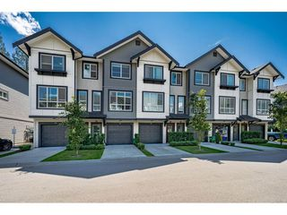 Photo 1: 44 8570 204 Street in Langley: Willoughby Heights Townhouse for sale : MLS®# R2475124