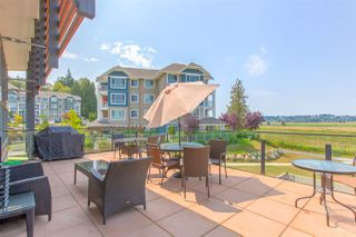 "Photo 32: 317 16398 64 Avenue in Surrey: Cloverdale BC Condo for sale in ""THE RIDGE AT BOSE FARMS"" (Cloverdale)  : MLS®# R2476395"