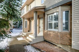 Main Photo: 53 Patina Park SW in Calgary: Patterson Row/Townhouse for sale : MLS®# A1042204