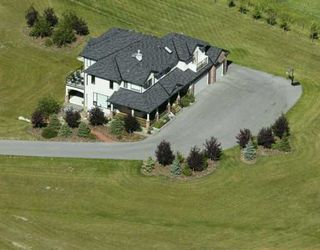 Photo 1:  in CALGARY: Rural Rocky View MD Residential Detached Single Family for sale : MLS®# C3212890
