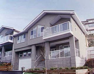 Main Photo: 1130 CLERIHUE RD in Port_Coquitlam: Citadel PQ Townhouse for sale (Port Coquitlam)  : MLS®# V410175