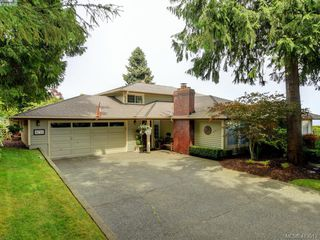 Photo 2: 4731 AMBLEWOOD Drive in VICTORIA: SE Cordova Bay Single Family Detached for sale (Saanich East)  : MLS®# 413512