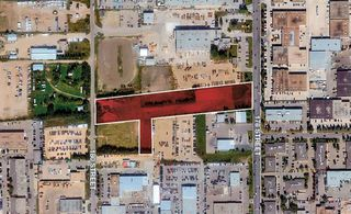 Photo 1: 10325 180 Street NW in Edmonton: Zone 40 Land Commercial for sale : MLS®# E4171363
