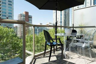 "Photo 17: 502 1488 HORNBY Street in Vancouver: Yaletown Condo for sale in ""PACIFIC PROMENADE - TERRACE BLDG"" (Vancouver West)  : MLS®# R2403164"