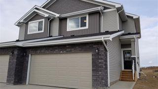 Photo 1: 58 WINGATE Way: Fort Saskatchewan House Half Duplex for sale : MLS®# E4183395