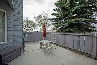 Photo 36: 3536 42 Street in Edmonton: Zone 29 Townhouse for sale : MLS®# E4194411