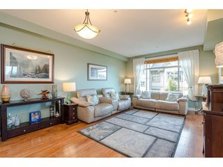 """Photo 3: 467 8258 207A Street in Langley: Willoughby Heights Condo for sale in """"Yorkson Creek"""" : MLS®# R2482586"""
