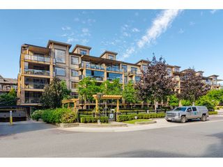 """Photo 1: 467 8258 207A Street in Langley: Willoughby Heights Condo for sale in """"Yorkson Creek"""" : MLS®# R2482586"""
