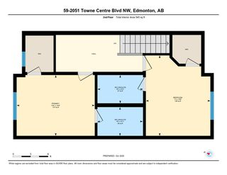 Photo 37: 59 2051 TOWNE CENTRE Boulevard in Edmonton: Zone 14 Townhouse for sale : MLS®# E4218308