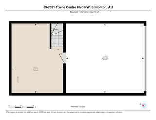 Photo 38: 59 2051 TOWNE CENTRE Boulevard in Edmonton: Zone 14 Townhouse for sale : MLS®# E4218308