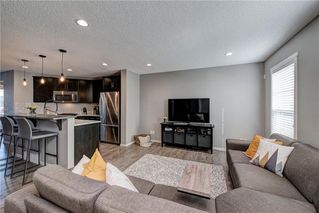 Photo 3: 458 Walden Drive SE in Calgary: Walden Semi Detached for sale : MLS®# A1043176