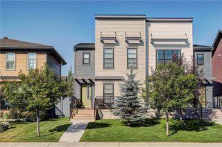 Photo 34: 458 Walden Drive SE in Calgary: Walden Semi Detached for sale : MLS®# A1043176