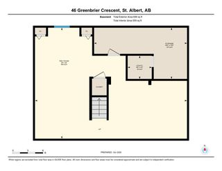 Photo 41: 46 Greenbrier Crescent: St. Albert House for sale : MLS®# E4218862