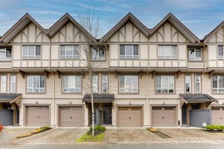 """Photo 1: 33 1338 HAMES Crescent in Coquitlam: Burke Mountain Townhouse for sale in """"FARRINGTON PARK"""" : MLS®# R2522487"""