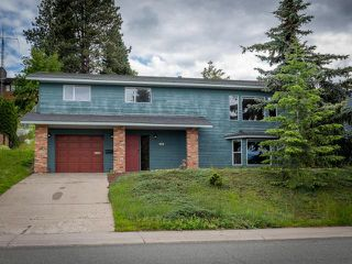 Photo 1: 421 GLENEAGLES DRIVE in Kamloops: Sahali House for sale : MLS®# 156944