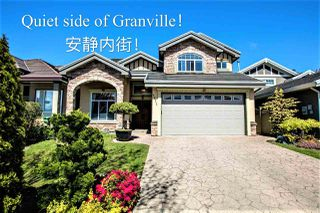 "Main Photo: 3771 GRANVILLE Avenue in Richmond: Terra Nova House for sale in ""TERRA NOVA"" : MLS®# R2469701"