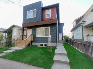 Main Photo: 11828 78 Street NW in Edmonton: Zone 05 House Half Duplex for sale : MLS®# E4204845
