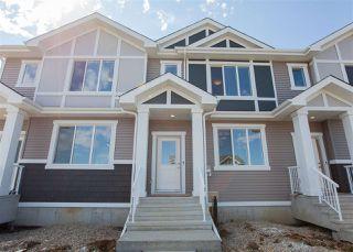 Photo 1: 8504 96 Avenue: Morinville Attached Home for sale : MLS®# E4210849