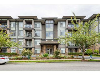 """Photo 1: 309 33338 MAYFAIR Avenue in Abbotsford: Central Abbotsford Condo for sale in """"THE STERLING ON MAYFAIR"""" : MLS®# R2509328"""