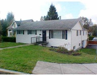 Photo 1: 240 HART ST in Coquitlam: Coquitlam West Duplex for sale : MLS®# V561482