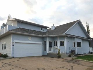 Main Photo: 28 65 CRANFORD Drive: Sherwood Park House Half Duplex for sale : MLS®# E4174608
