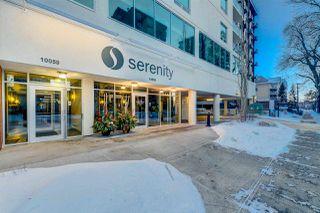 Photo 2: 1204 10055 118 Street in Edmonton: Zone 12 Condo for sale : MLS®# E4178537