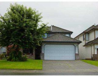 "Photo 1: 12174 231ST ST in Maple Ridge: East Central House for sale in ""BLOOSOM PARK"" : MLS®# V547481"