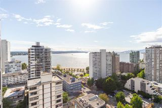 """Main Photo: 2002 1740 COMOX Street in Vancouver: West End VW Condo for sale in """"THE SANDPIPER"""" (Vancouver West)  : MLS®# R2458434"""