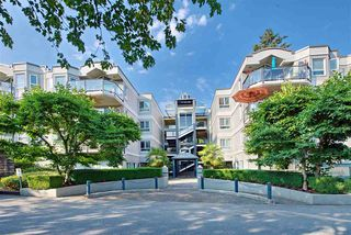 """Main Photo: 205 2250 SE MARINE Drive in Vancouver: South Marine Condo for sale in """"Waterside"""" (Vancouver East)  : MLS®# R2483530"""