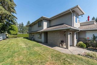 Photo 1: 11 21491 DEWDNEY TRUNK Road in Maple Ridge: West Central Townhouse for sale : MLS®# R2496398