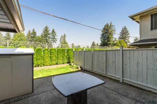 Photo 17: 11 21491 DEWDNEY TRUNK Road in Maple Ridge: West Central Townhouse for sale : MLS®# R2496398