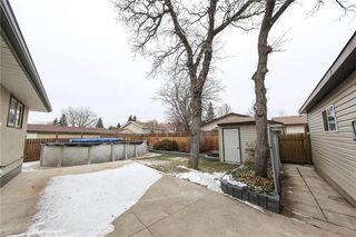 Photo 28: 15 Hobbs Crescent in Winnipeg: Valley Gardens Residential for sale (3E)  : MLS®# 202028175