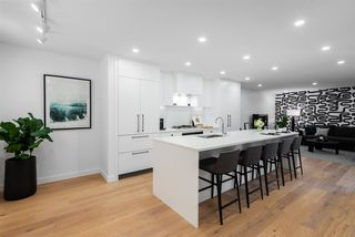 """Photo 3: 4102 MANITOBA Street in Vancouver: Cambie Townhouse for sale in """"JUST WEST"""" (Vancouver West)  : MLS®# R2519389"""