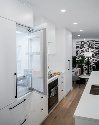 """Photo 7: 4102 MANITOBA Street in Vancouver: Cambie Townhouse for sale in """"JUST WEST"""" (Vancouver West)  : MLS®# R2519389"""
