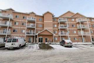 Photo 1: 216 4316 139 Avenue in Edmonton: Zone 35 Condo for sale : MLS®# E4182010