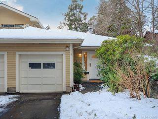 Main Photo: 1 909 Admirals Road in VICTORIA: Es Gorge Vale Row/Townhouse for sale (Esquimalt)  : MLS®# 420089