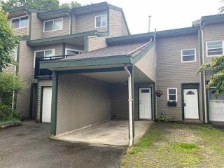 """Photo 1: 7 12120 189A Street in Pitt Meadows: Central Meadows Townhouse for sale in """"MEADOW ESTATES"""" : MLS®# R2457565"""