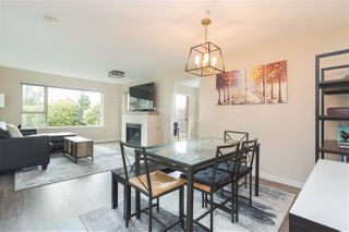 "Photo 1: 204 4728 DAWSON Street in Burnaby: Brentwood Park Condo for sale in ""MONTAGE"" (Burnaby North)  : MLS®# R2470579"