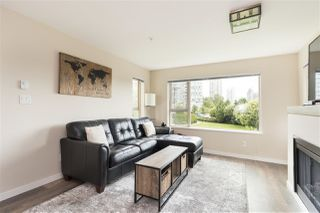 "Photo 2: 204 4728 DAWSON Street in Burnaby: Brentwood Park Condo for sale in ""MONTAGE"" (Burnaby North)  : MLS®# R2470579"
