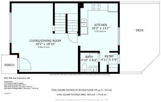 Photo 22: 4923 34A AV NW in Edmonton: Zone 29 House for sale : MLS®# E4207402