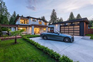 Main Photo: 3560 BLUEBONNET Road in North Vancouver: Edgemont House for sale : MLS®# R2501406