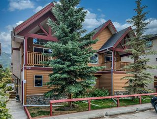 Main Photo: 4 830 4th Street: Canmore Row/Townhouse for sale : MLS®# A1037018