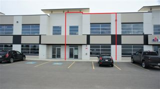 Main Photo: 103 118 PROVINCIAL Avenue: Sherwood Park Industrial for sale or lease : MLS®# E4166377